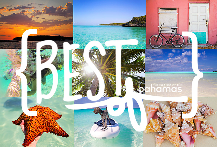 Best of Bahamas Collage LAHOWIND