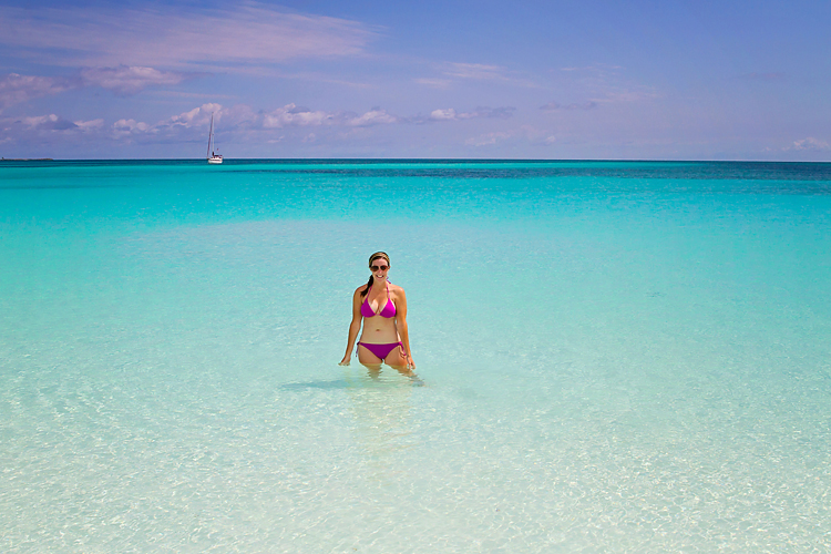 best bahamas beaches images