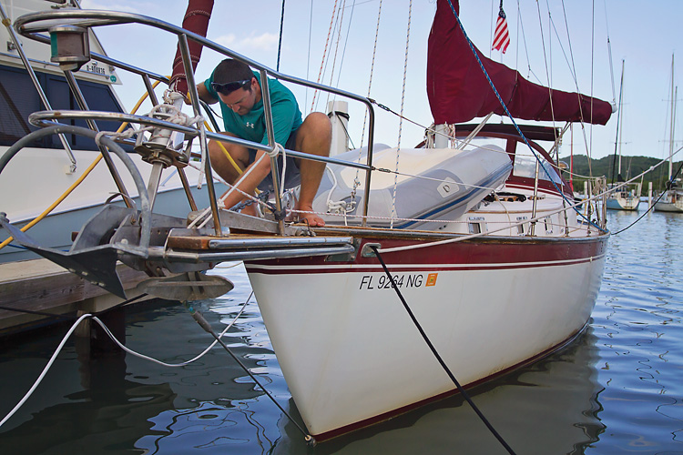 Sailing-Blog-Cruising-Caribbean-Boat-Projects-Maintenance-Work-Endeavour-37-LAHOWIND-eIMG_0044