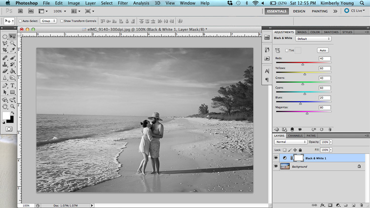 Sailing-Blog-Cruising-Caribbean-Photo-Tips-Friday-Black-and-White-Conversions-Photoshop-LAHOWIND-Screenshot2