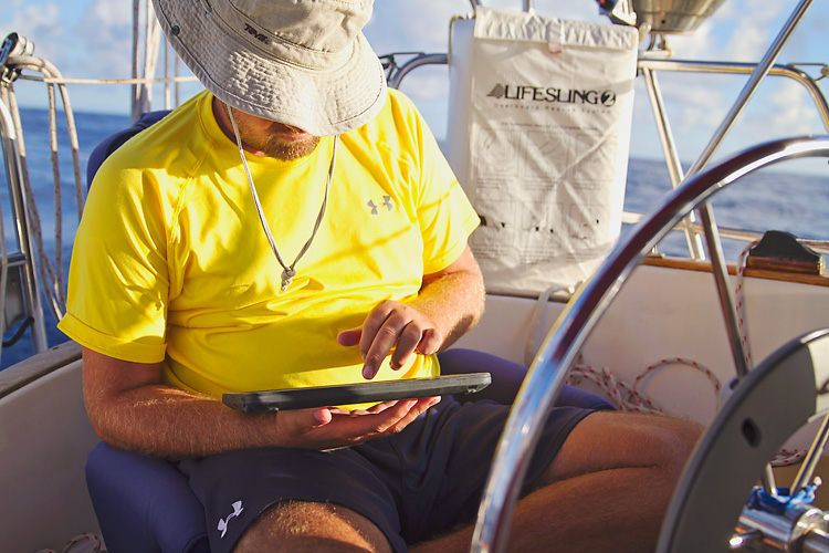 Sailing-Blog-Cruising-Caribbean-Bahamas-Puerto-Rico-to-Turks-and-Caicos-to-Mayaguana-Passage-Boat-Life-Sailboat-420-miles-2015-LAHOWIND-Young-Couple-Boat-Dog-Adventure-Journey-Quit-Your-Job-To-Live-On-A-Boat-Endeavour-37-eIMG_3914